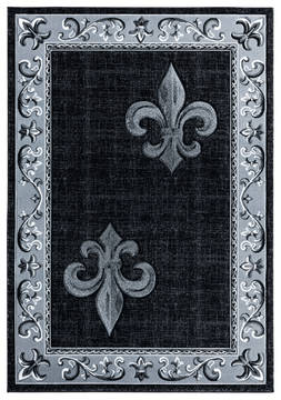 "United Weavers Bristol Grey Runner 2'0"" X 7'0"" Area Rug 2050 11272 28C 806-123835"