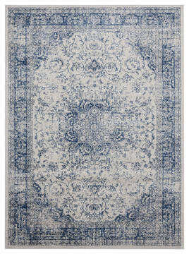 "United Weavers Clairmont Blue 1'0"" X 3'0"" Area Rug 4000 40061 24 806-124043"