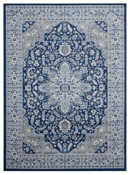"United Weavers Clairmont Blue 1'0"" X 3'0"" Area Rug 4000 40161 24 806-124071"