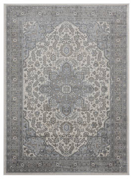 "United Weavers Clairmont Grey 1'0"" X 3'0"" Area Rug 4000 40172 24 806-124078"