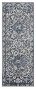 "United Weavers Clairmont Beige Runner 2'0"" X 7'0"" Area Rug 4000 40190 28E 806-124086"