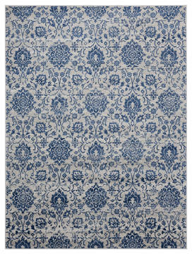 "United Weavers Clairmont Blue 1'0"" X 3'0"" Area Rug 4000 40261 24 806-124092"