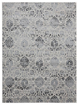 "United Weavers Clairmont Grey 1'0"" X 3'0"" Area Rug 4000 40276 24 806-124099"