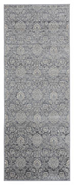 "United Weavers Clairmont Beige Runner 2'0"" X 7'0"" Area Rug 4000 40290 28E 806-124107"