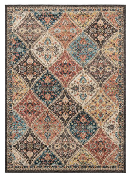 "United Weavers Marrakesh Multicolor 7'0"" X 10'0"" Area Rug 3801 30475 912 806-124337"