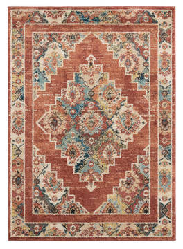 "United Weavers Marrakesh Red 1'0"" X 3'0"" Area Rug 3801 30533 24 806-124340"