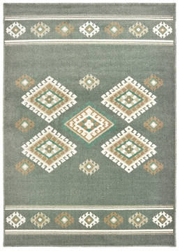 "United Weavers Miami Grey 3'0"" X 5'0"" Area Rug 3003 40877 46 806-124408"