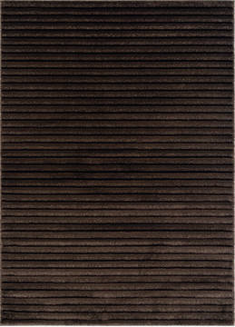 "United Weavers Mystique Brown 5'0"" X 7'0"" Area Rug 1955 02550 58 806-124608"
