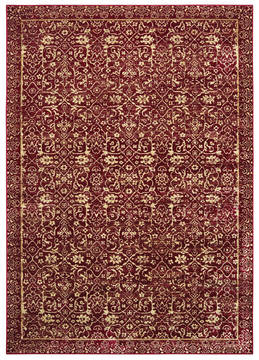 "United Weavers Royalton Red 10'0"" X 14'0"" Area Rug 853 10330 1014 806-124804"