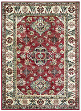 "United Weavers Royalton Red 1'0"" X 3'0"" Area Rug 853 10730 24 806-124869"