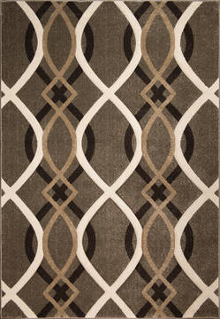 "United Weavers Townshend Brown 2'0"" X 4'0"" Area Rug 401 02379 35C 806-125103"