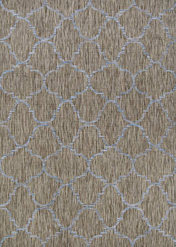 "Couristan CHARM Brown Runner 2'2"" X 7'6"" Area Rug 25512055022077U 807-126003"