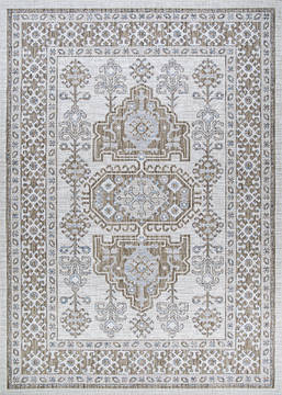 "Couristan CHARM Brown Runner 2'2"" X 7'6"" Area Rug 25522082022077U 807-126027"