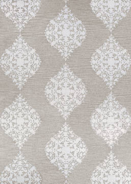 "Couristan CRAWFORD Grey 3'5"" X 5'5"" Area Rug 30650345035055T 807-126304"