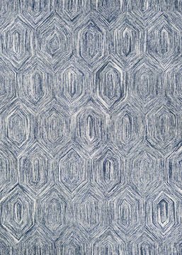 "Couristan CRAWFORD Blue 2'0"" X 3'0"" Area Rug 30620310020030T 807-126317"