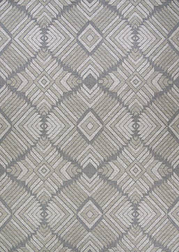 "Couristan DOLCE Grey Runner 2'3"" X 7'10"" Area Rug 54650565023710U 807-126348"