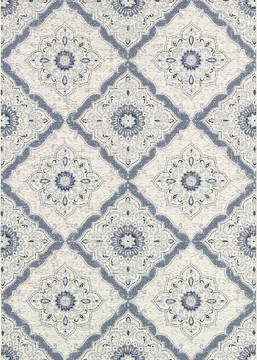 "Couristan DOLCE Grey 2'3"" X 3'11"" Area Rug 40776025023311T 807-126352"