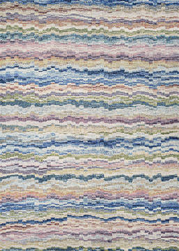 "Couristan EASTON Multicolor 6'6"" X 9'6"" Area Rug 63989191066096T 807-126585"