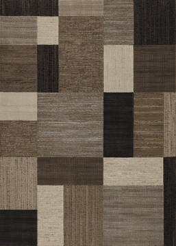 "Couristan EVEREST Brown 3'11"" X 5'3"" Area Rug 63034343311053T 807-126667"