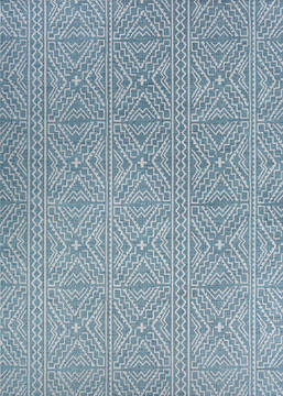"Couristan HARPER Blue 7'6"" X 10'9"" Area Rug 27823127076109T 807-126829"