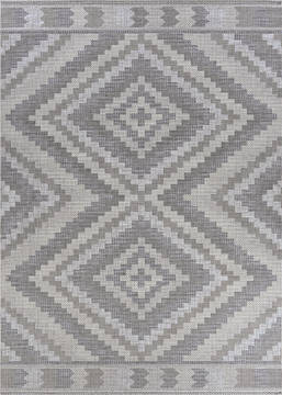 "Couristan HARPER Grey Runner 2'3"" X 11'9"" Area Rug 27803124023119U 807-126840"