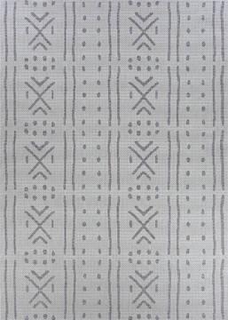 "Couristan HARPER Grey Runner 2'3"" X 7'10"" Area Rug 27673124023710U 807-126861"