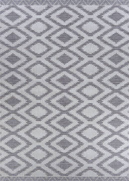 "Couristan HARPER Grey Runner 2'3"" X 7'10"" Area Rug 27523124023710U 807-126878"