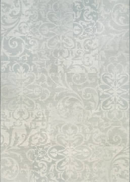 "Couristan MARINA Grey Runner 2'2"" X 7'10"" Area Rug 89640910022710U 807-127013"