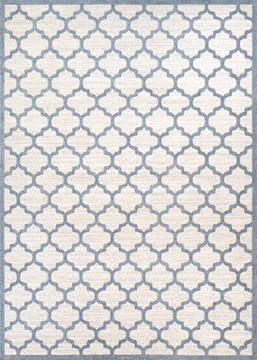 "Couristan MARINA White Runner 2'2"" X 7'10"" Area Rug 89760515022710U 807-127020"