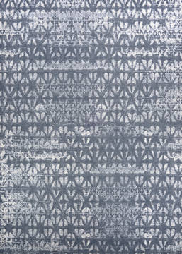 "Couristan MARINA Grey Runner 2'2"" X 7'10"" Area Rug 12590225022710U 807-127034"