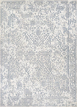 "Couristan MARINA Grey Runner 2'2"" X 7'10"" Area Rug 89740567022710U 807-127069"
