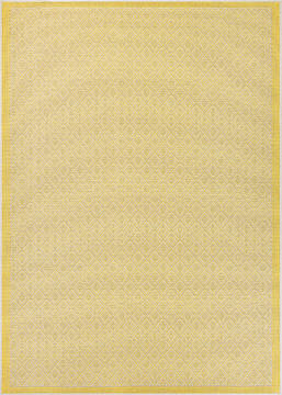 "Couristan MONACO Yellow Runner 2'3"" X 7'10"" Area Rug 79491683023710U 807-127338"