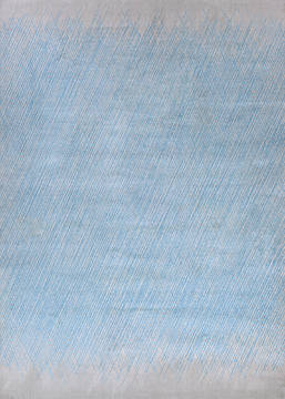 "Couristan RADIANCE Blue 2'0"" X 3'11"" Area Rug 41070500020311T 807-127805"