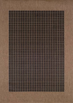 "Couristan RECIFE Brown 2'0"" X 3'7"" Area Rug 10052000018037T 807-127889"