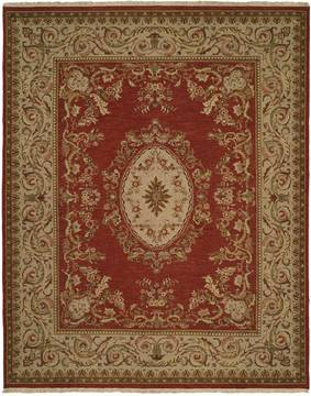 "Kalaty FLORENCE Red 9'0"" X 12'0"" Area Rug FR-627 912 835-133005"