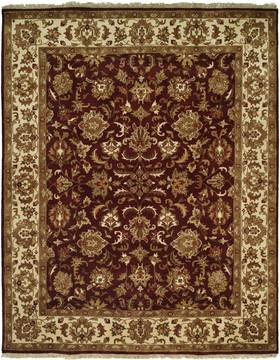 "Kalaty LATEEF Red 6'0"" X 9'0"" Area Rug LT-801 69 835-133336"
