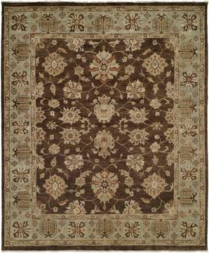 "Kalaty OUSHAK Brown Square 6'0"" X 6'0"" Area Rug OU-458 S6 835-133674"