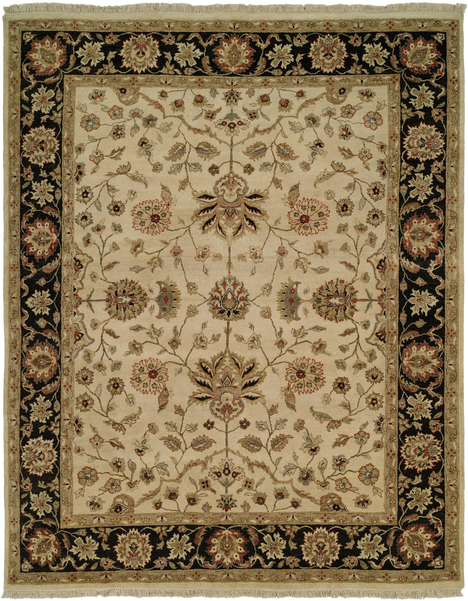 Kalaty Pasha Beige Round 9 Ft And Larger Wool Carpet 133756 Sku 133756
