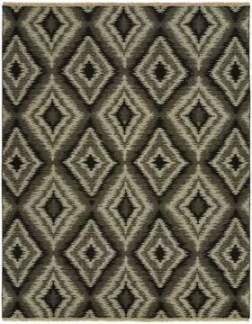 "Kalaty SOUMAK NATURAL Grey 10'0"" X 14'0"" Area Rug SL-247 1014 835-134002"