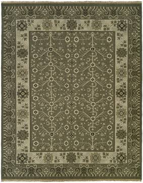 "Kalaty SOUMAK NATURAL Green 10'0"" X 14'0"" Area Rug SL-253 1014 835-134058"