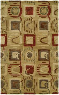 "Kalaty VISTA Multicolor Runner 2'6"" X 8'0"" Area Rug VT-310 268 835-134542"