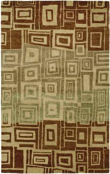 "Kalaty VISTA Multicolor Runner 2'6"" X 8'0"" Area Rug VT-316 268 835-134551"