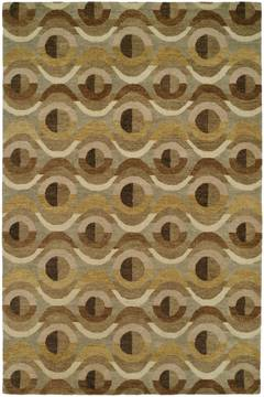 "Kalaty VISTA Multicolor Runner 2'6"" X 8'0"" Area Rug VT-321 268 835-134556"