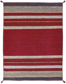 "Kalaty ANDES Red Runner 2'6"" X 10'0"" Area Rug AD-625 2610 835-134596"