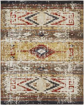 "Kalaty SOLSTICE Brown Runner 2'6"" X 10'0"" Area Rug SC-061 2610 835-134929"
