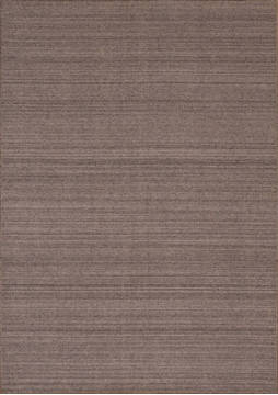 "Modern-Contemporary Grey Hand Loomed 5'1"" X 6'1""  Area Rug 301-135804"