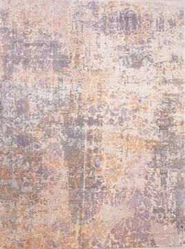 "Jaipur Beige Hand Knotted 9'0"" X 12'0""  Area Rug 905-135925"