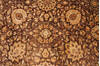 Ziegler Brown Hand Knotted 910 X 139  Area Rug 254-136509 Thumb 2
