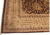 Ziegler Brown Hand Knotted 910 X 139  Area Rug 254-136509 Thumb 3