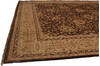 Ziegler Brown Hand Knotted 910 X 139  Area Rug 254-136509 Thumb 4